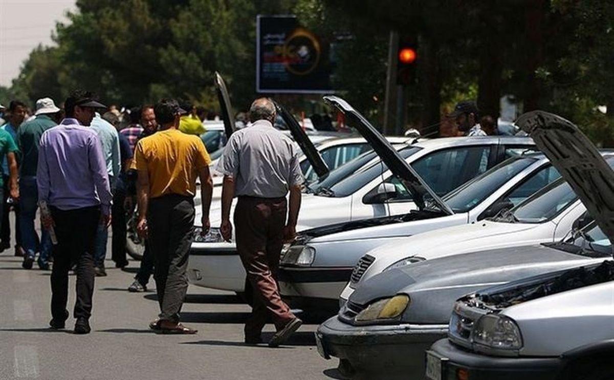 سقوط شدید قیمت خودرو + جدول قیمت ها