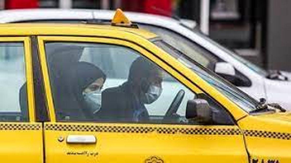 مرگ ۲۰۰ تاکسیران با کرونا در تهران