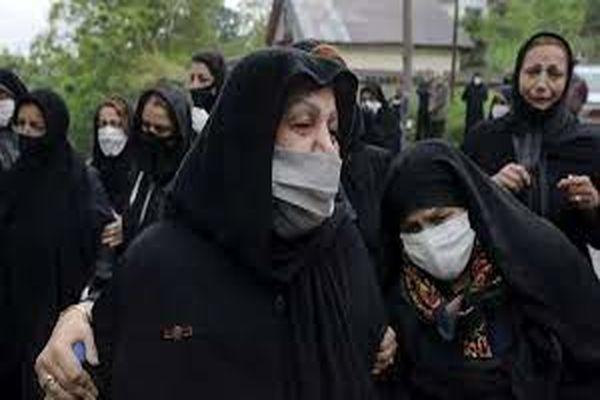 تهران در وضعیت سیاه کرونا