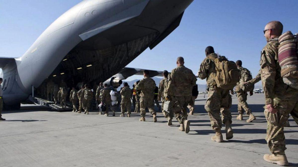 افشای اتفاقات آخرین ساعات حضور نظامیان آمریکایی در افغانستان