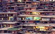 تصویری از منحصر به فرد ترین روستای ایران +آدرس