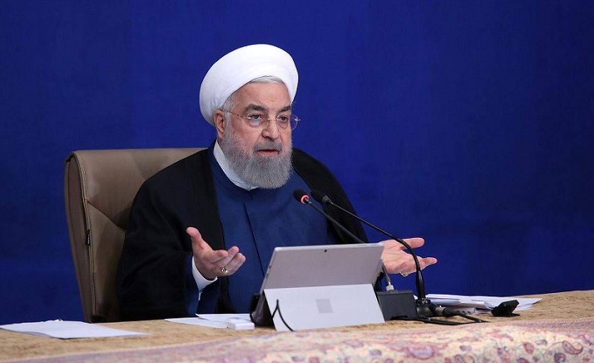 فیلم سخنان عجیب روحانی : خودتان قضاوت کنید