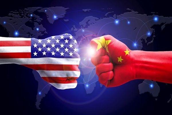 شاخوشانه کشیدن چین برای آمریکا + سند