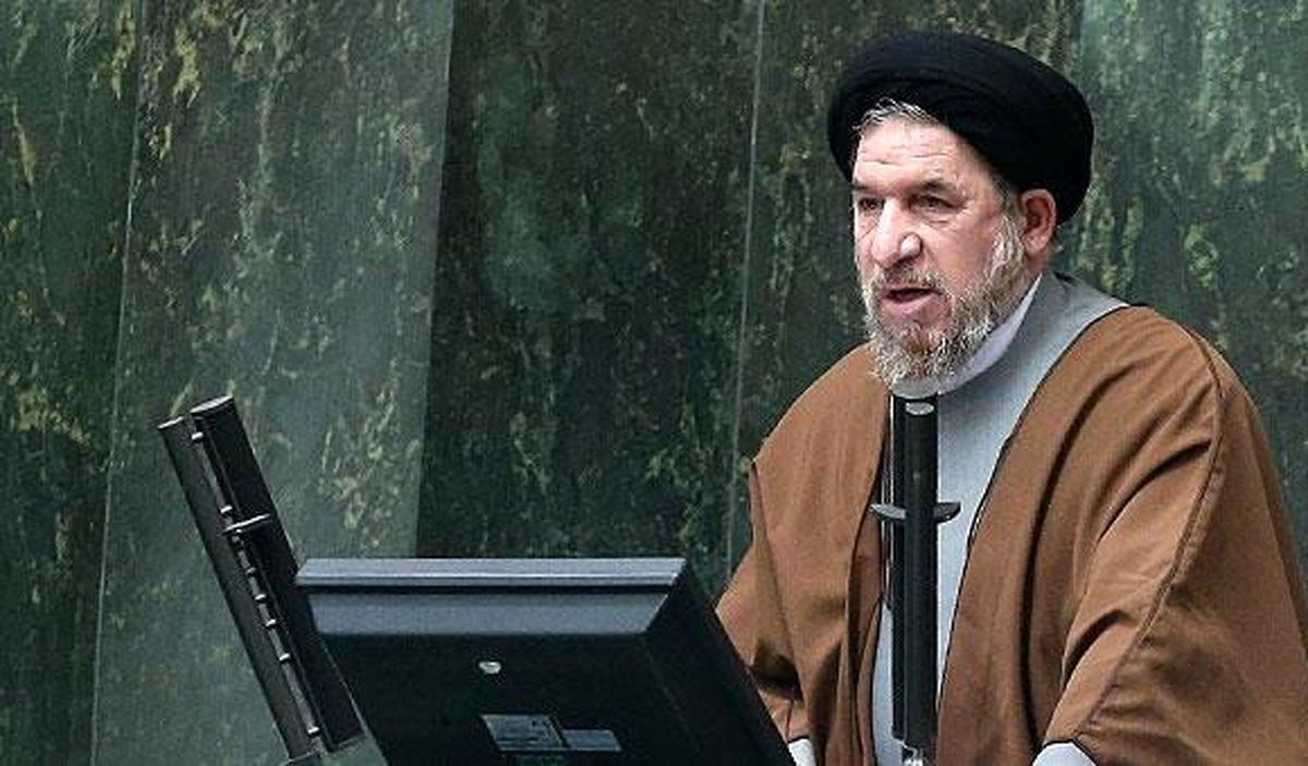 میرتاجالدینی: انشالله دولت بتواند چک وصول نشده برجام را وصول کند
