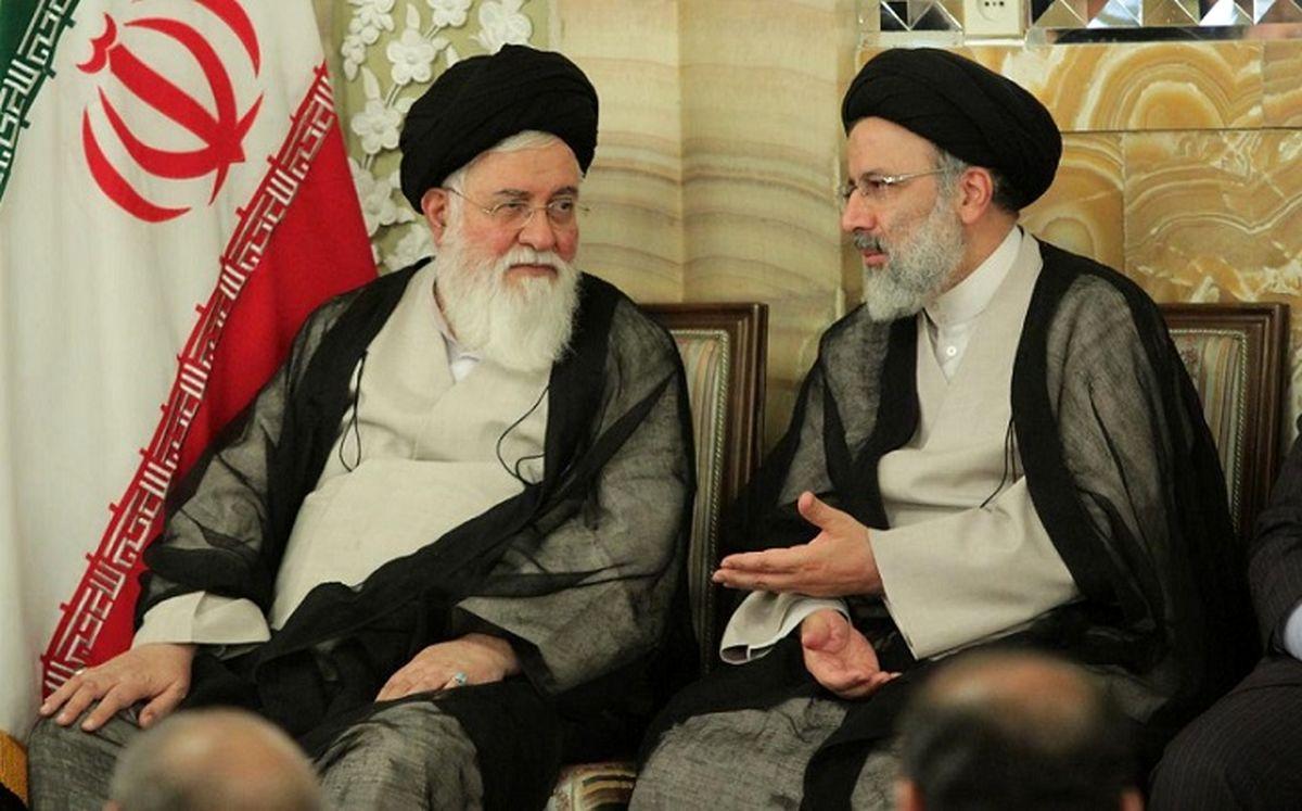 پسر علم الهدی، پدر زن رئیس جمهور رئیس شده است؟ | جزئیات
