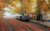 زیباترین ایستگاه راه آهن مسیر اهواز