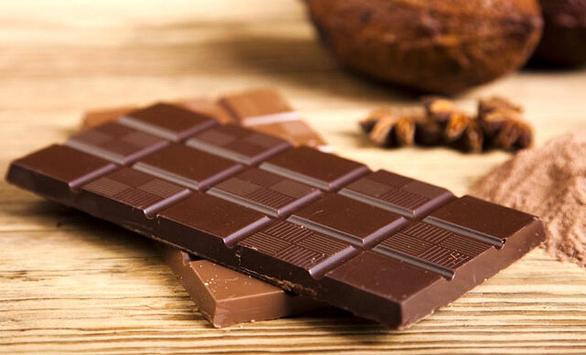 می خواهید لاغر شوید؛ شکلات بخورید !
