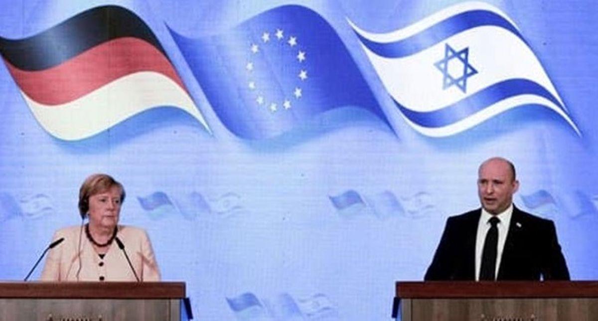 خط و نشان آلمان برای ایران !   ادعای مضحک اسرائیل برعلیه ایران