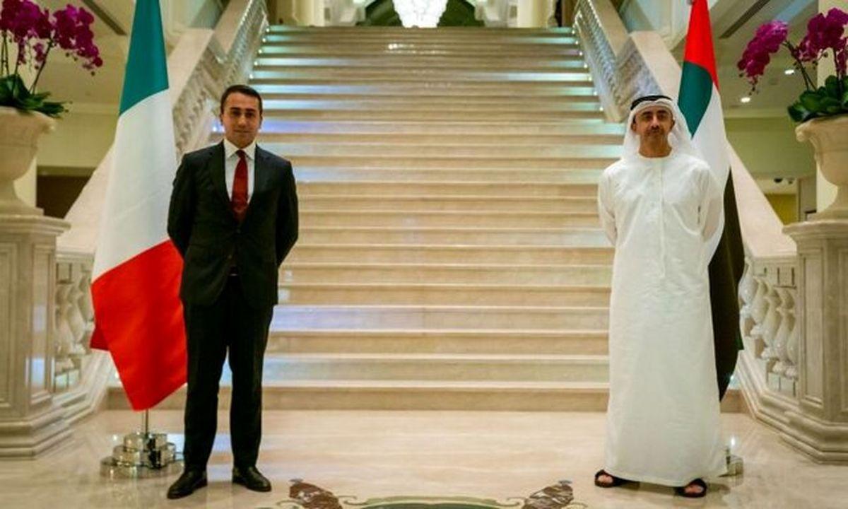 ایتالیا اختلافات با امارات را تایید کرد