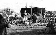 عکس ناب از خانه خدا(مکه۱۲۷ سال پیش)