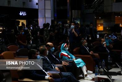 تصاویر بدرقه کاروان اعزامی ایران به المپیک توکیو
