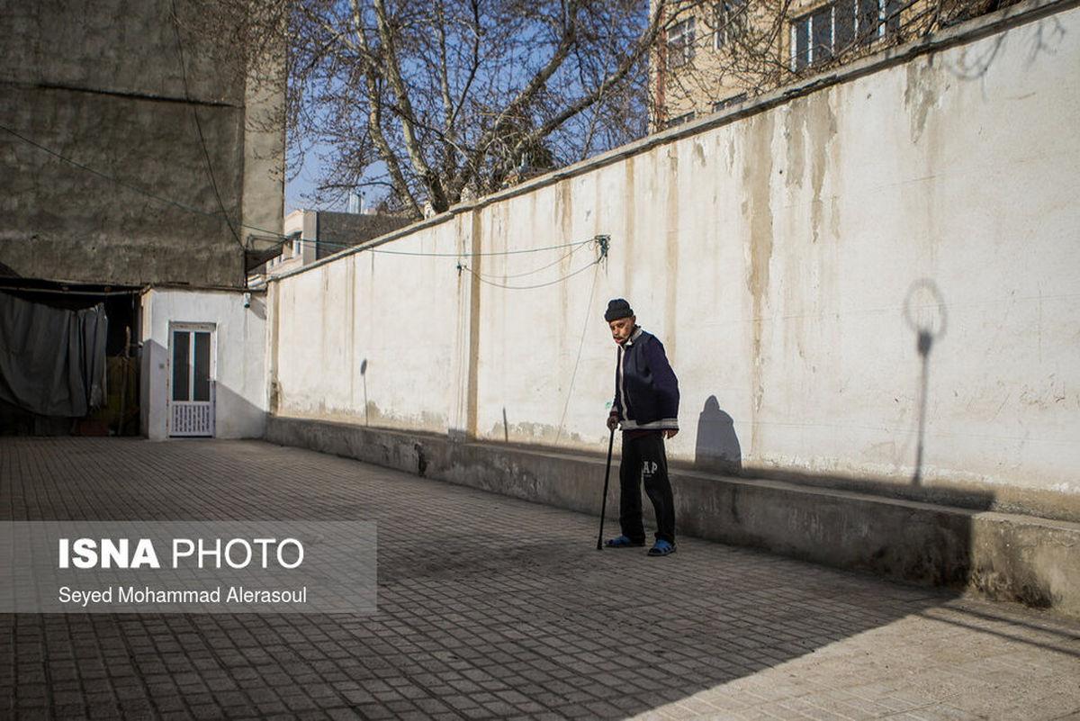 تصاویر دیده نشده از شهرک جذامیها در مشهد