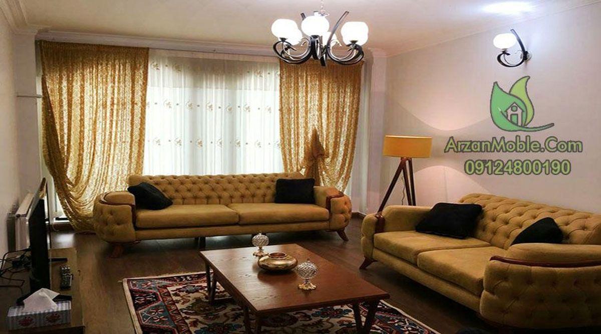 اجاره آپارتمان مبله در تهران با گروه ارزان مبله