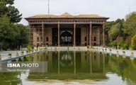 تصاویری دل انگیز و زیبا از عمارت «چهلستون»