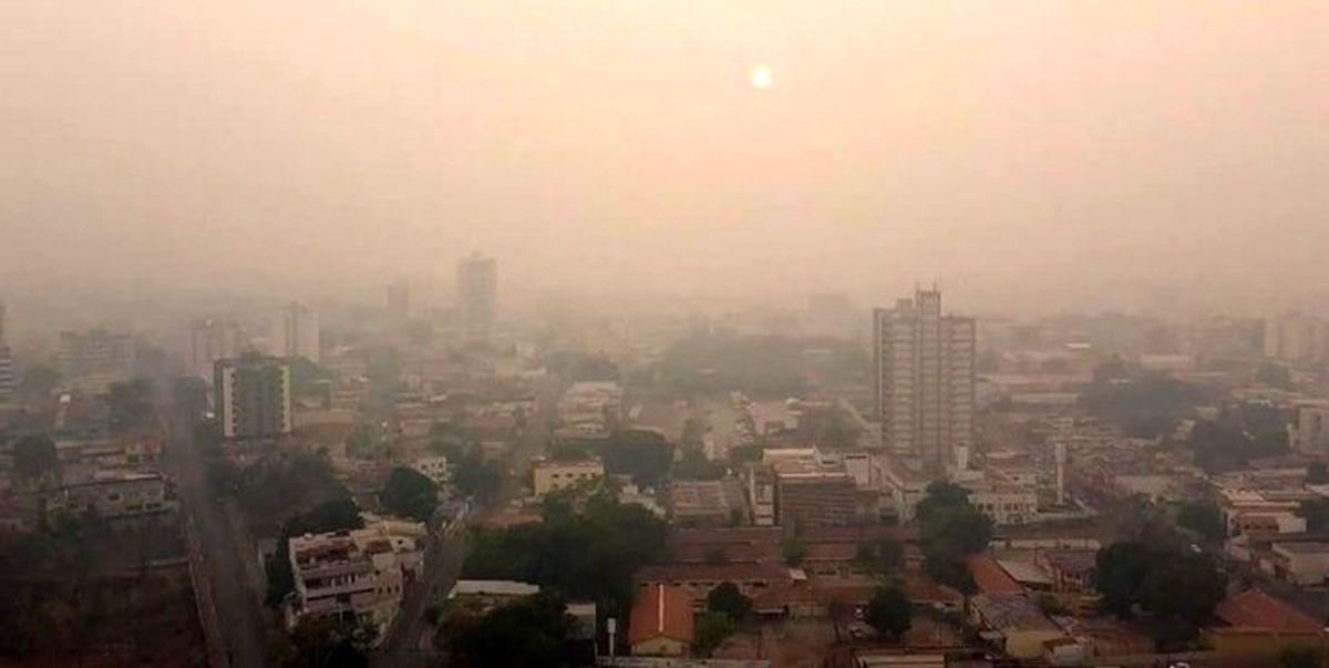 آسمان تهران همچنان خاکستری ؛ زندگی مرگ آور زیر سقف دودی