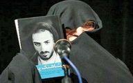 همسر شهید نواب صفوی درگذشت + علت فوت و عکس