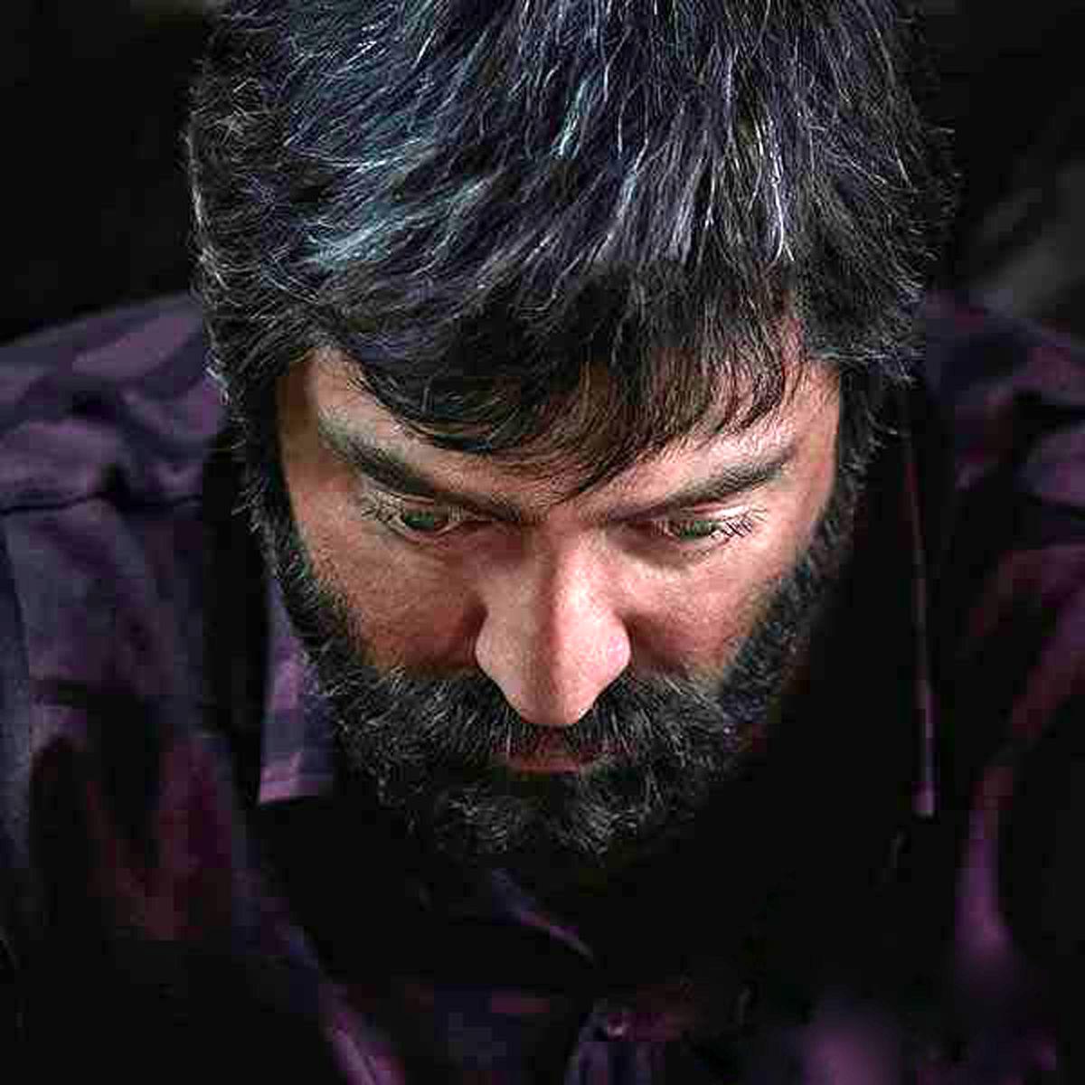 رونمایی از نخستین تصویر «ابلق» گریم جدید بهرام رادان بازیگر معروف مرد+عکس