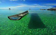 تصویری باورنکردنی از سواحل جزیره اندونزی