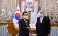 پشت پرده پوشهای که رئیس مجلس به نخست وزیر کره جنوبی داد + جزئیات