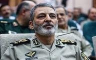 پاسخ فرمانده ارتش به تهدید هدف قرار گرفتن ۵۲ نقطه ایران از سوی ترامپ: جرات انجام این کار را نداری