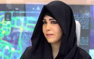 جایزه بانوی اول عرب به چه کسی رسید؟+عکس
