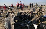 خبر جدید درباره سقوط هواپیمای اوکراینی در ایران