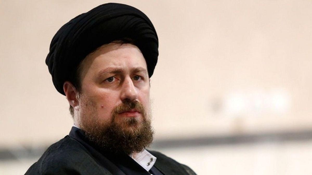پیام سید حسن خمینی به میر حسین موسوی + متن پیام