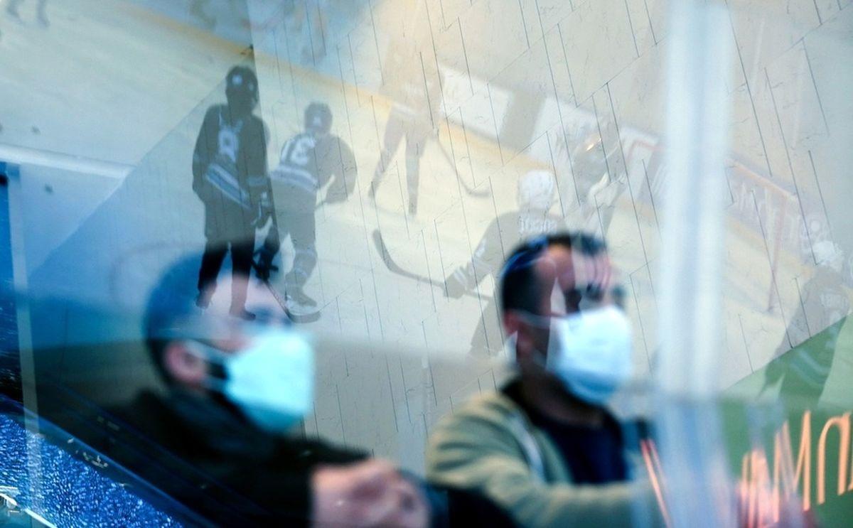 عکس های دیده نشده از مسابقات آزاد هاکی روی یخ بانوان