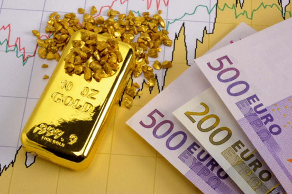 نرخ ارز دلار سکه طلا یورو ۹۹ / قیمت روز طلا و سکه در بازار تهران + جدول