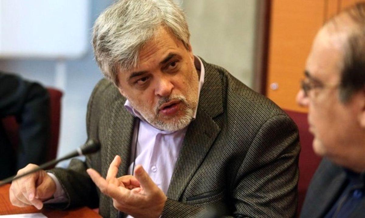 پاتک فعال اصولگرا به دوست احمدی نژاد؛ دورگه سیاسی بودن بهتر از بی رگ سیاسی است
