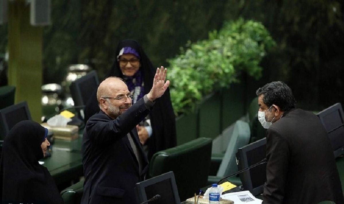 حمله شدید یک نماینده به قالیباف/ بحث انتخابات 1400 در مجلس داغ شد! + جزئیات