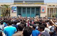 تصاویری از اعتصاب کسبه بازار تهران در اعتراض به گرانی