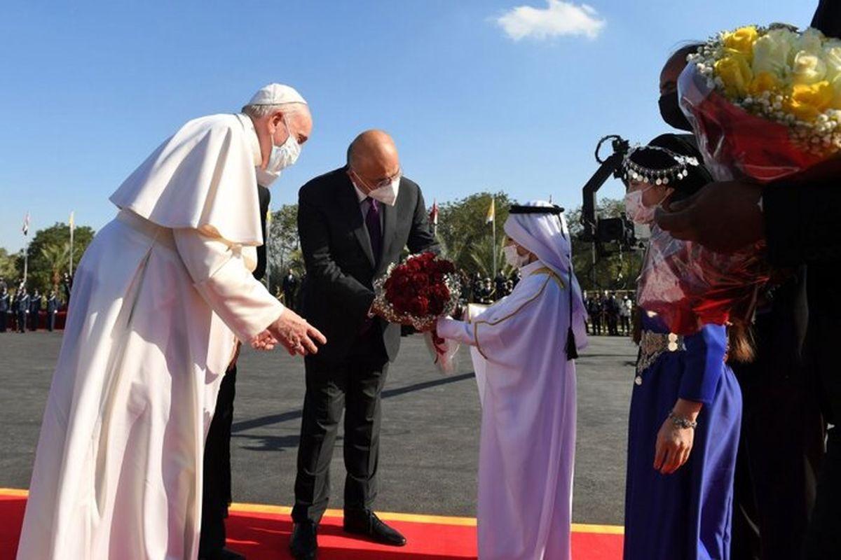 سفر پاپ به عراق از نگاه رسانههای غربی