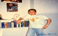 اینستاگرام: عکسی از دوران جوانی بهران رادان