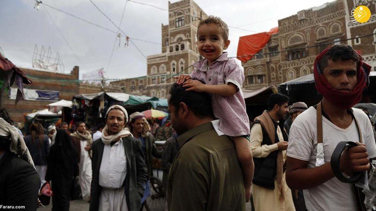 تصاویری از حال و هوای ماه رمضان در یمن