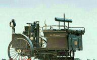 اولین و قدیمی ترین اتومبیل دنیا/عکس