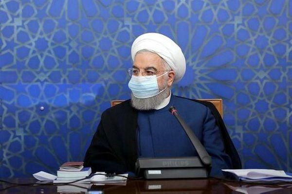 روحانی:صندلی ریاست جمهوری چقدر ارزش دارد که آدم بخاطر آن دروغ بگوید