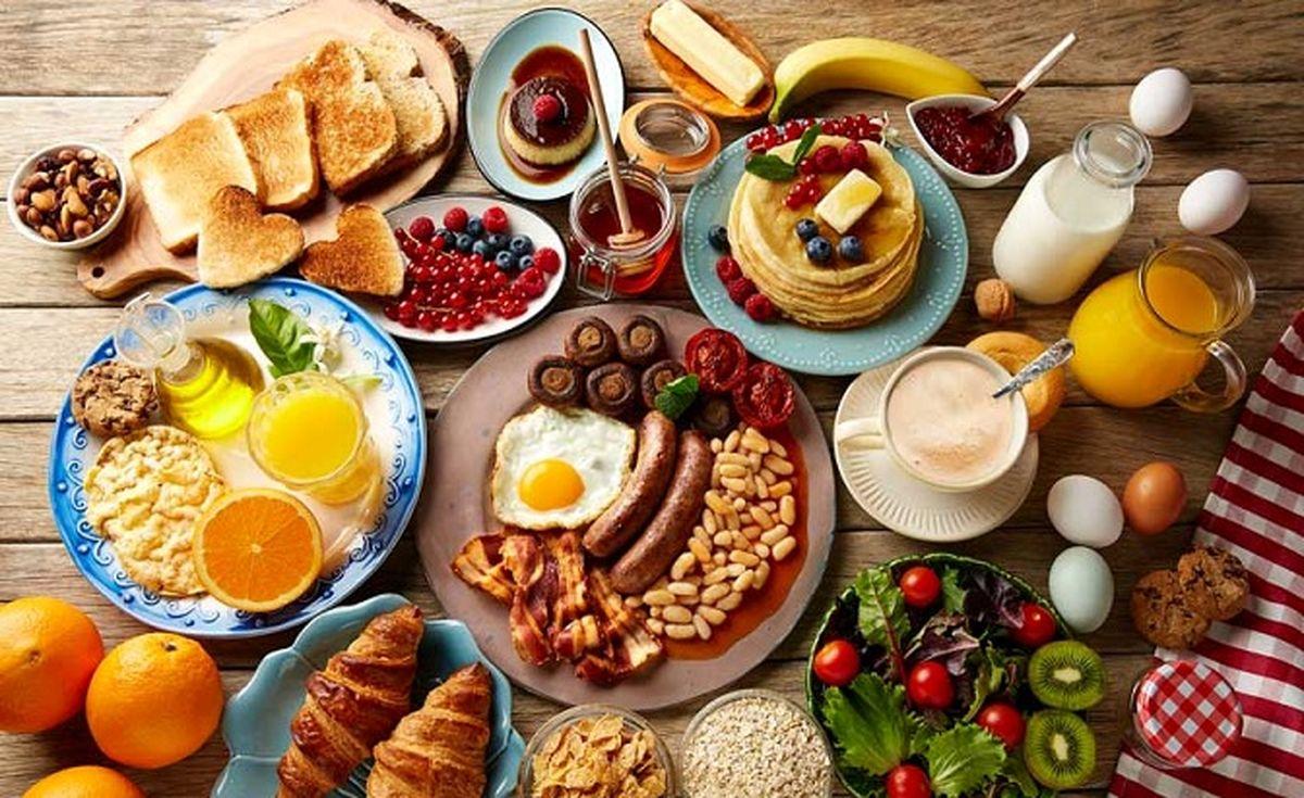 هشدار؛ این خوراکی ها را در وعده صبحانه نخورید+ اینفوگرافی