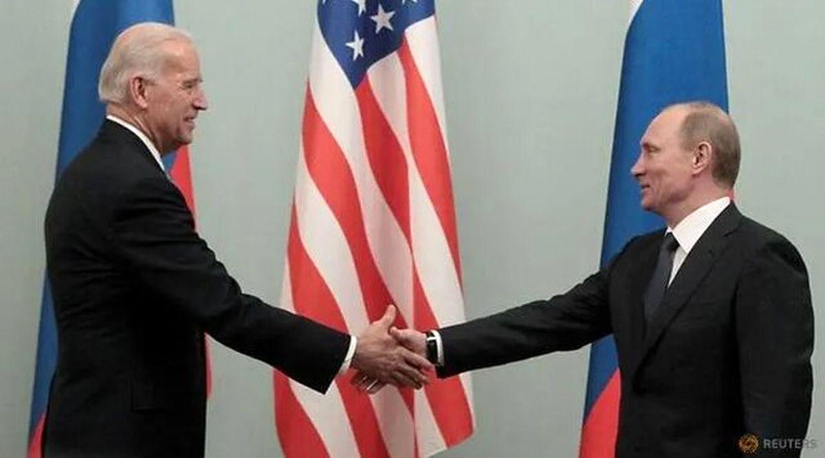 سیانان زمان دیدار پوتین-بایدن را اعلام کرد