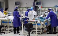 فوتی های کرونا دوباره رکورد زد | اینفوگرافی