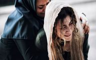 ویشکا آسایش در صحنه ای سخت از فیلم گورکن + عکس