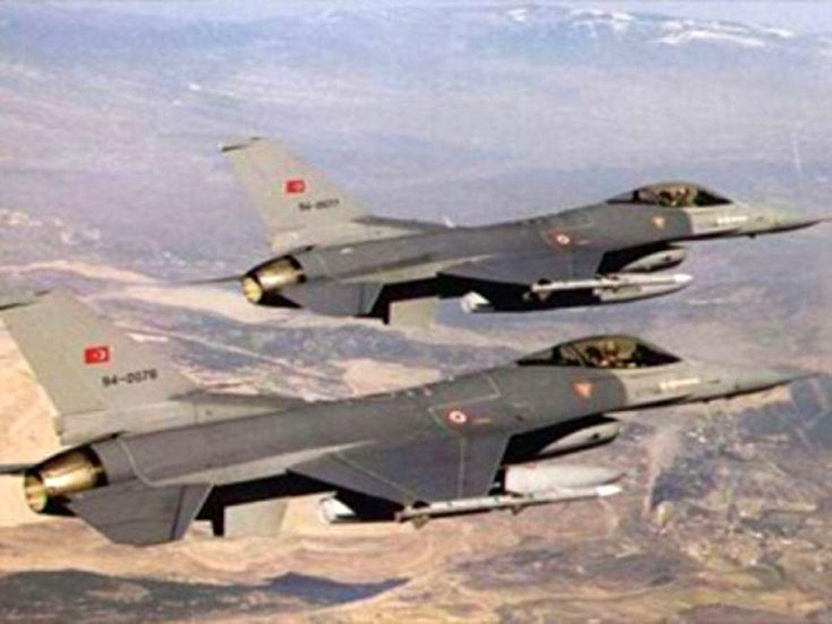 فوری: حمله جنگندههای ترکیه به عراق + جزئیات کامل
