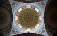 تصاویر زیبا مصلی بزرگ خواف در خراسان رضوی