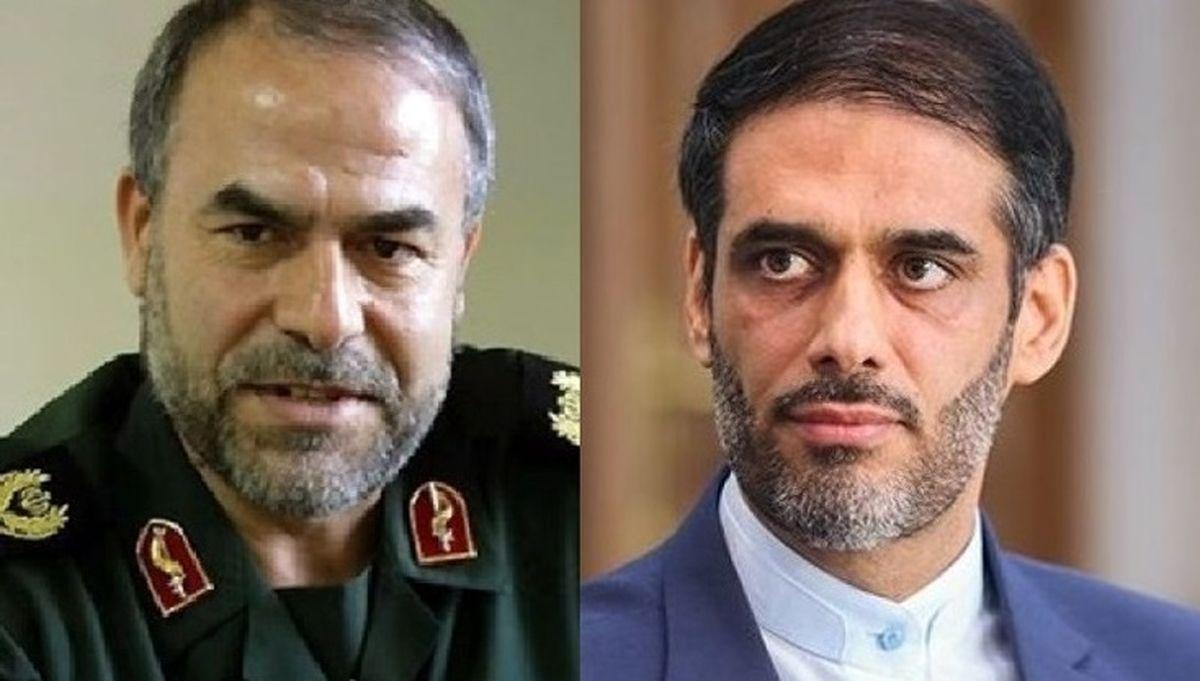 توضیحات جدید سردار جوانی درخصوص اظهارات جنجالی اش درباره سعید محمد