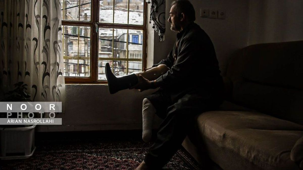 قربانیان جنگ خاموش+عکسها