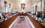 لاریجانی:چشم آمریکا دنبال نفت سوریه است/ ملت رشید سوریه نیاز به قیّم ندارند