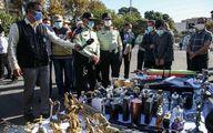 تصاویر هولناک در طرح کاشف پلیس