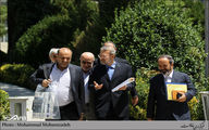 دیدار نمایندگان استان گیلان با رئیس مجلس/تصاویر