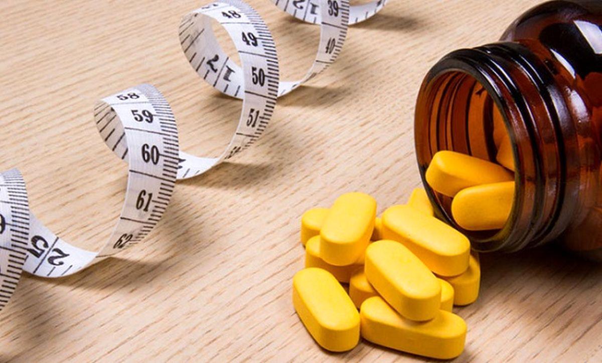 10 قرص لاغری برتر در داروخانه ها