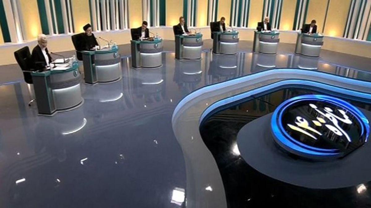 حاشیههای دومین مناظره انتخاباتی نامزدها